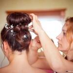 Frisuren für Bräute