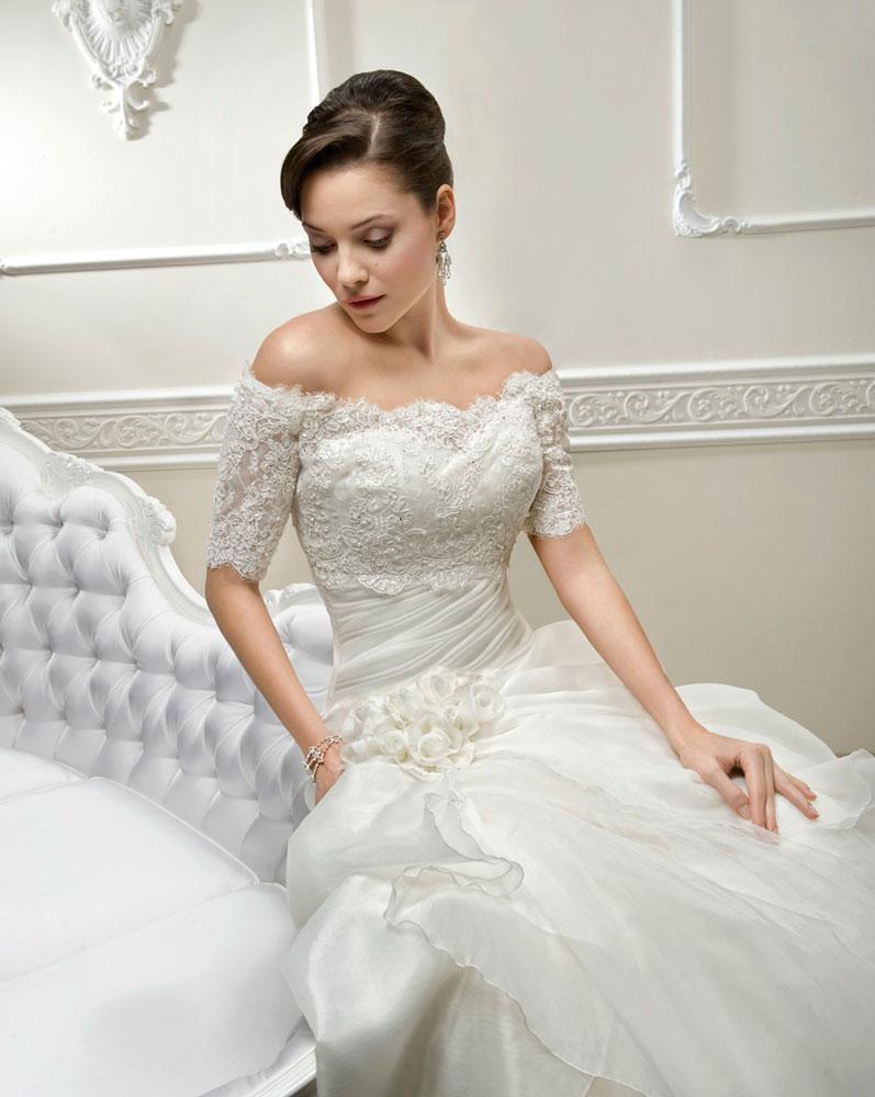 Das Brautkleid - der schönste Shopping Tag im Leben ...