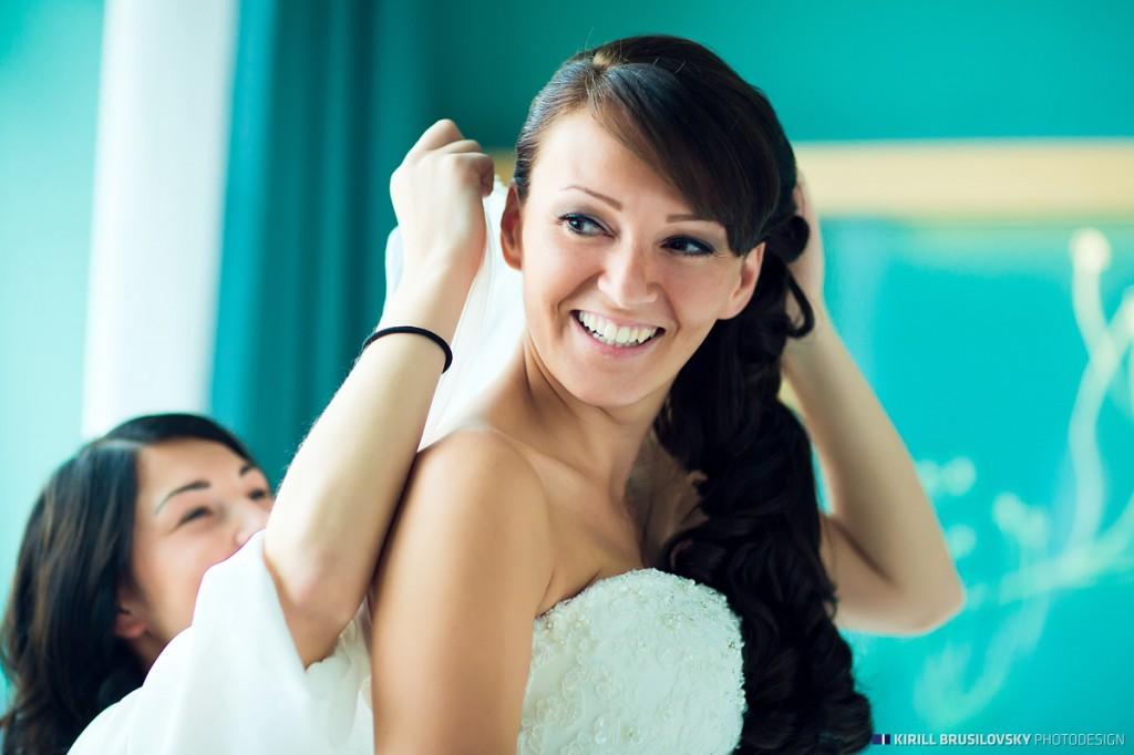 Firsuren für die Hochzeit