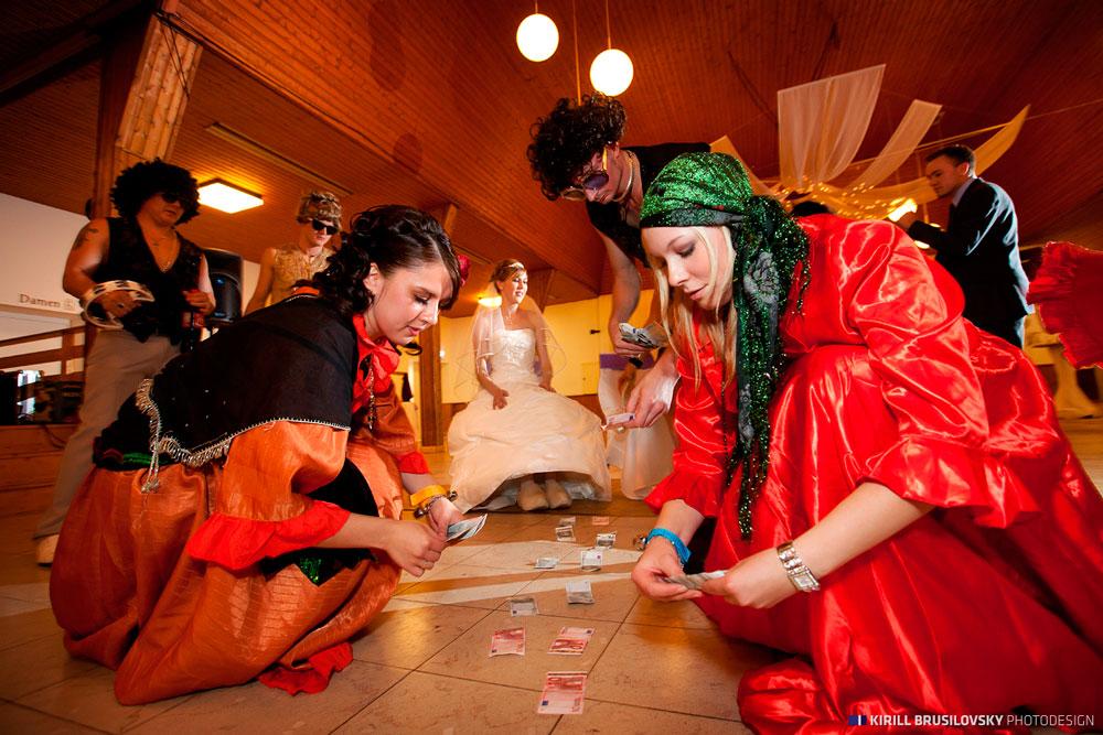 Die besonderen Hochzeitsspiele für die Feier
