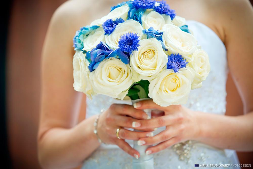 Der passende Brautstrauss