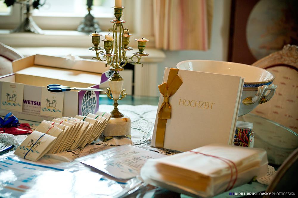 Anregungen für Hochzeitsaccessoires