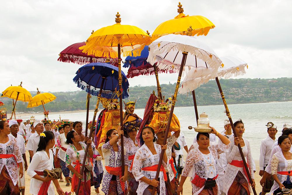 Flitterwochen Bali