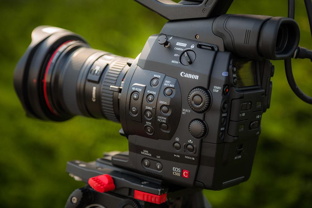 4K Kamera für Hochzeitsvideo