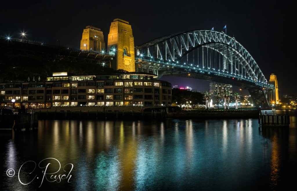 heiraten sydney harbor bridge
